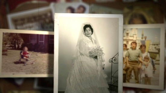 Above and below: Plaintiff Maria Hurtado then and now.