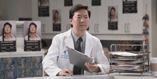 "Ken Jeong stars in a new ABC sitcom, ""Dr. Ken."""