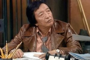 "The late Jack Soo as Det. Nick Yemana in the sitcom ""Barney Miller."""