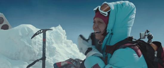 "Naoko Mori as Yasuko Namba in a scene from ""Everest."""