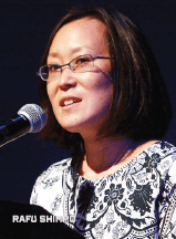 JACCC President and CEO Leslie Ito.