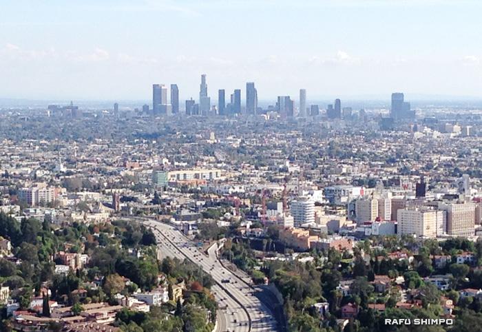 全米でもっともオゾン汚染されている都市に選ばれたロサンゼルス