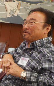 VJAMM Committee member and filmmaker Brian Maeda