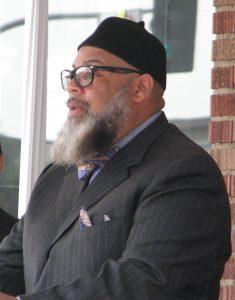 Mohammed Khan of King Fahad Mosque.