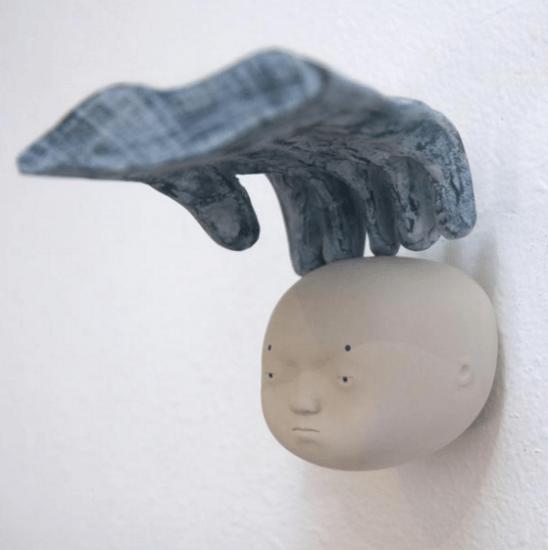 """""""A Hand"""" by Eishi Takaoka"""