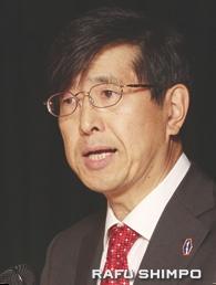 Consul General Akira Chiba