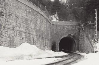 Túnel a Cotos