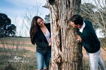 Patricia y Adrián