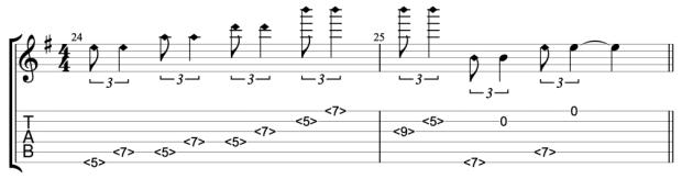 IM Lazy Harmonics