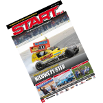 Cover: Start '84 Autosportmagazine editie september 2016 Max Verstappen