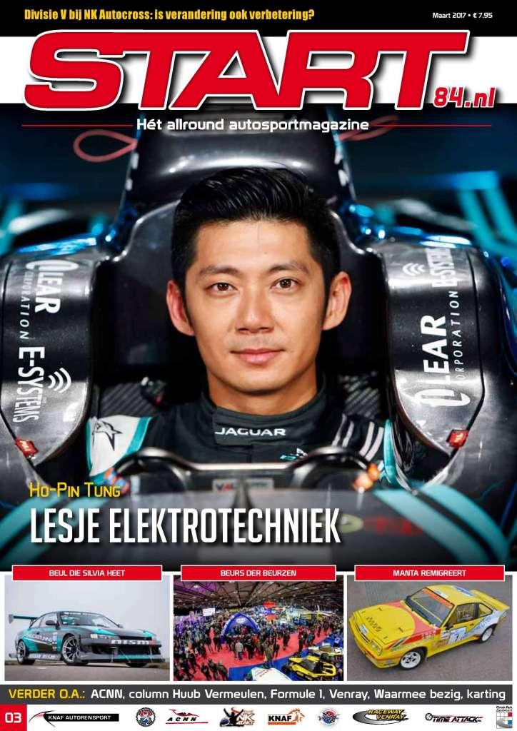 cover start 84 autosportmagazine maart 2017