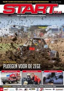 Cover van autosportmagazine Start 84 van september 2017 met daarin bijdragen van Ralph Stoové