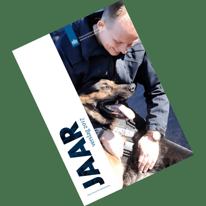 Jaarverslag 2017 Dienst Vervoer en Ondersteuning