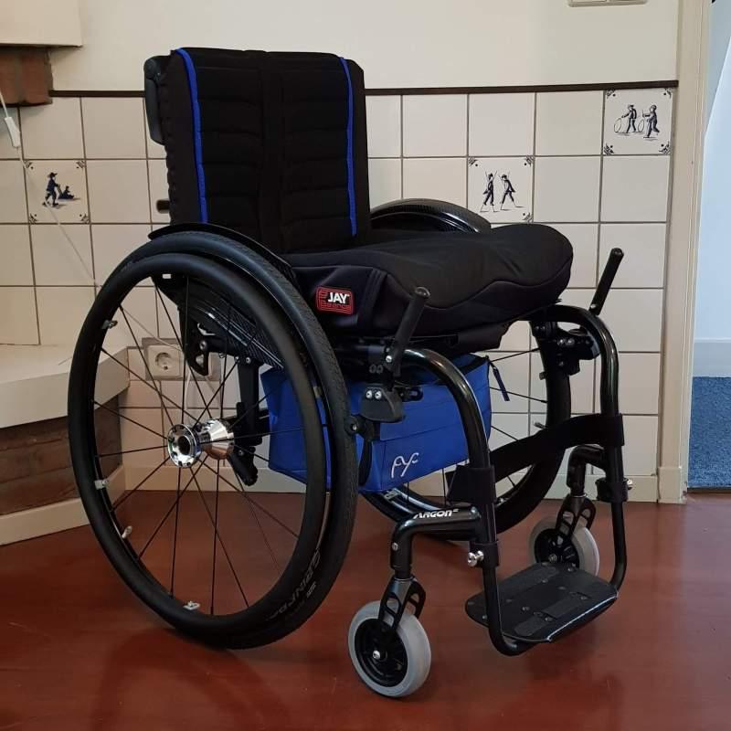 Medipoint leverde met de Quickie Argon2 de verkeerde rolstoel ipv een Helium