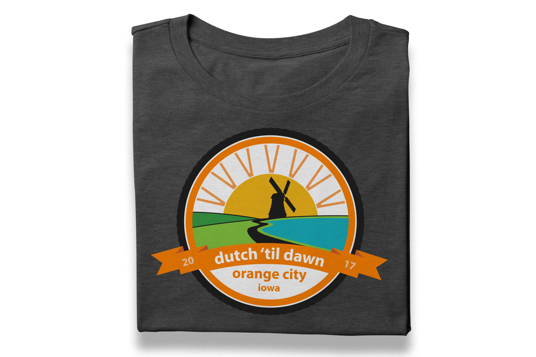 Dutch til Dawn T-shirt