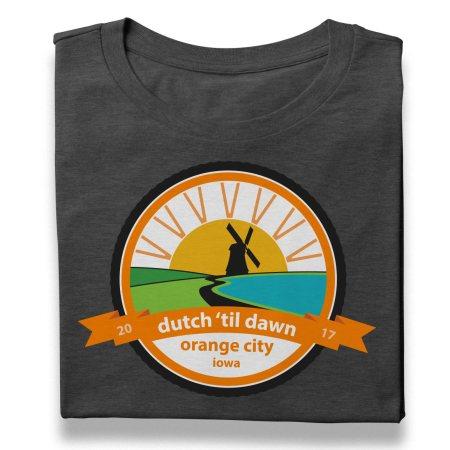 Dutch til Dawn T-shirt