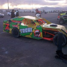 Bryan Burnes - Rage Chassis ( Lemoore, CA )