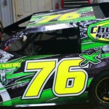 2012 Troy Hovey - Rage Chassis