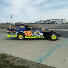 2013 Rage Chassis - Mikey Waddell