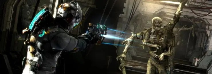 DeadSpace3 Gameplay