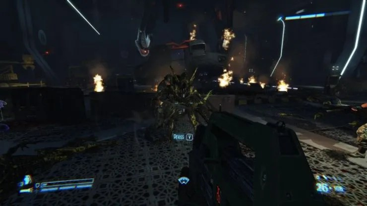 Aliens Colonial Marines Shot2