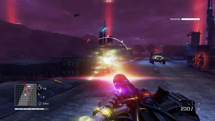 Far Cry 3 Blood Dragon Shot3