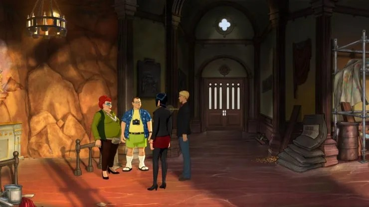 Broken Sword 5 Shot5