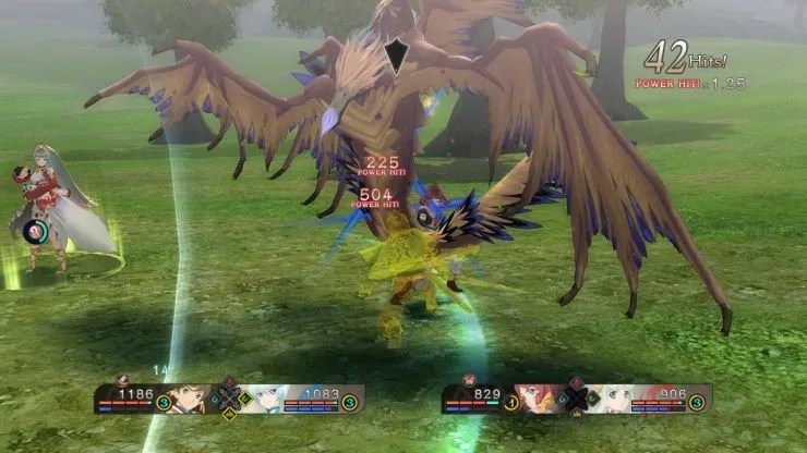 Tales of Zestiria Shot2