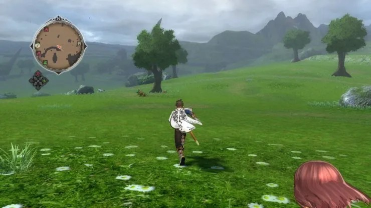 Tales of Zestiria Shot4