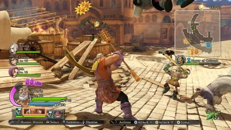 Dragon Quest Heroes Shot3