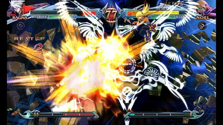 Blazblue Shot5