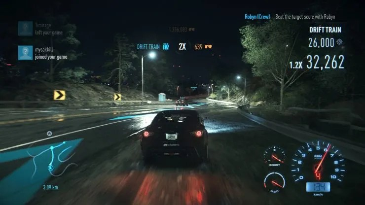 Need For Speed Shot2