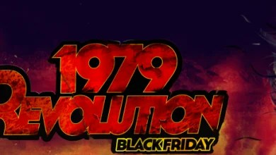 Photo of 1979 REVOLUTION: BLACK FRIDAY