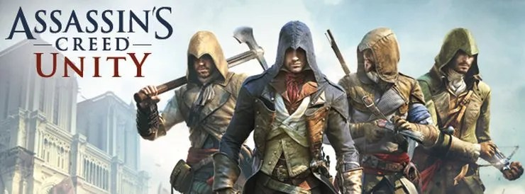 Photo of ASSASSIN'S CREED: UNITY