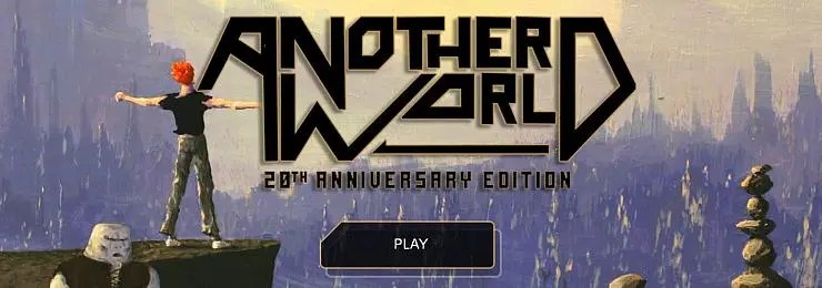 Photo of ANOTHER WORLD 20th ANNIVERSARY EDITION