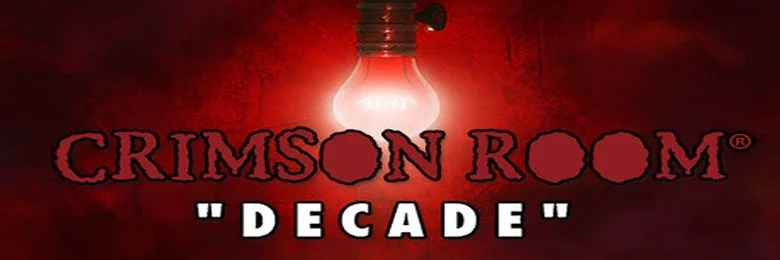 Photo of CRIMSON ROOM: DECADE
