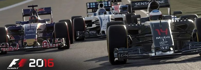Photo of F1 2016