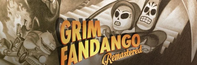 Photo of GRIM FANDANGO REMASTERED