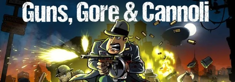 Photo of GUNS, GORE & CANNOLI