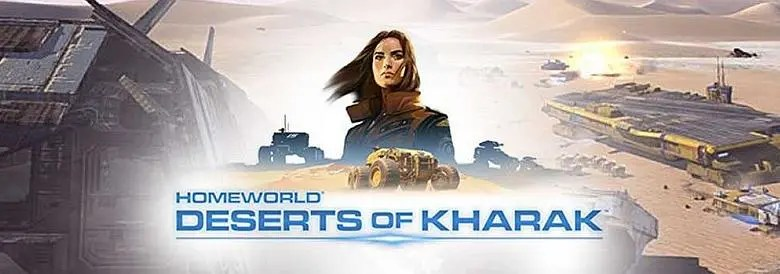 Photo of HOMEWORLD: DESERTS OF KHARAK