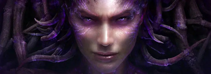 Photo of STARCRAFT II: HEART OF THE SWARM