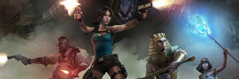 Photo of LARA CROFT AND THE TEMPLE OF OSIRIS