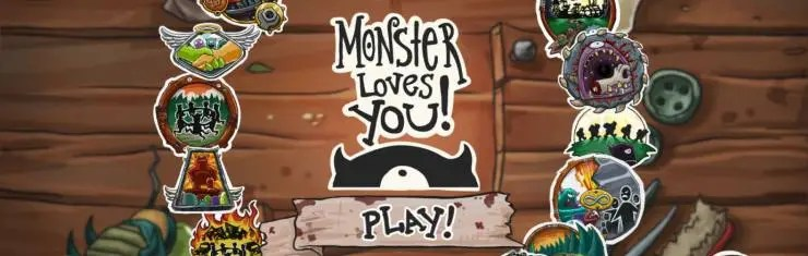 Photo of MONSTER LOVES YOU!