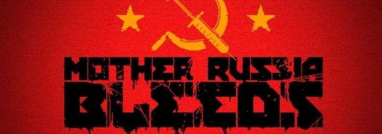 Photo of MOTHER RUSSIA BLEEDS
