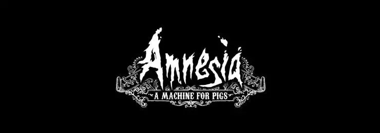 Photo of AMNESIA: A MACHINE FOR PIGS
