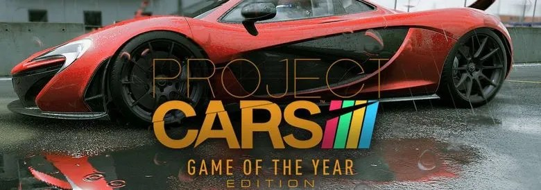 Photo of PROJECT CARS – GAME OF THE YEAR EDITION