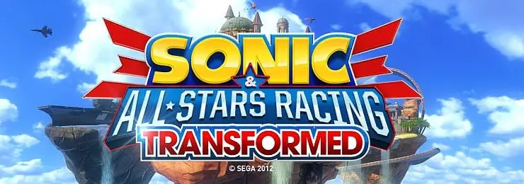 Photo of SONIC & ALL STARS RACING TRANSFORMED