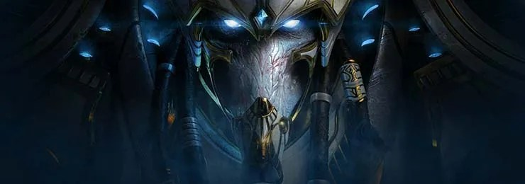 Photo of STARCRAFT II: LEGACY OF THE VOID