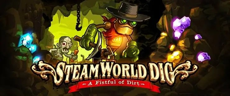 Photo of STEAMWORLD DIG: A FISTFUL OF DIRT