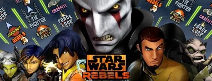 Photo of PINBALL FX2 – STAR WARS PINBALL : STAR WARS REBELS
